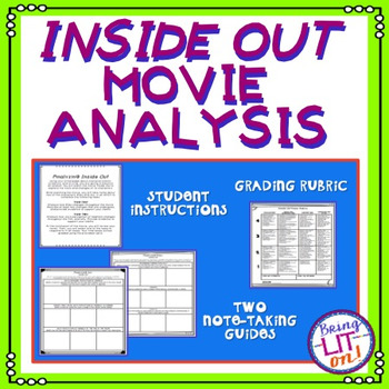 Inside Out Movie Analysis