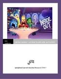 Inside Out: Movie Buddy and Lesson Plan