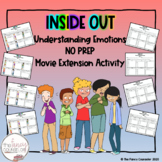 Inside Out Movie Companion Activities Understanding Emotions