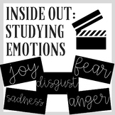Inside Out Movie Guide & Studying Emotions