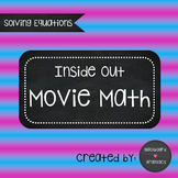 Inside Out Movie Math Solving Equations