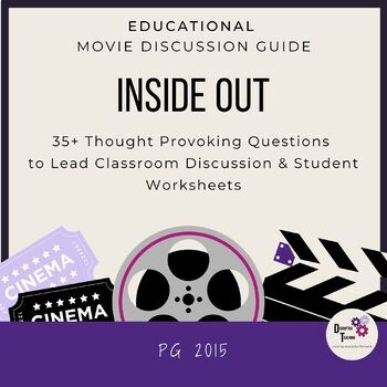 Inside Out- Movie Discussion Guide