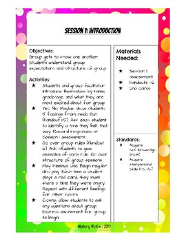 Inside Out - Small Group Curriculum