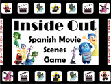 Inside Out Spanish Movie Scenes Electronic Game - Intensa-Mente
