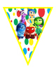 Inside Out Welcome Banner Poster
