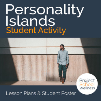 Personality Islands (Inside & Out of Understanding Identity)