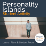 Inside & Out of Mental Health: Personality Islands Student