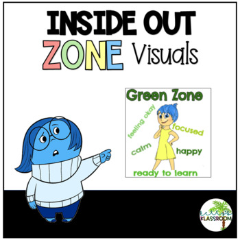 Inside Out Zone Posters