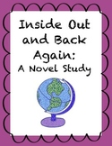 Inside Out and Back Again Novel Study