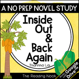 Inside Out and Back Again Novel Study | Distance Learning