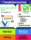 Inside Out and Back Again! Novel Study Guide | Tests | Vocabulary | Games | Quiz