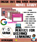 Inside Out and Back Again- Novel Study HyperDoc