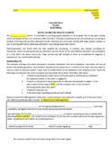 Counseling Consent form