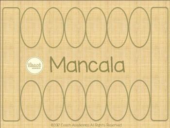Inside Recess Game Mancala