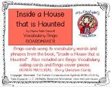 Inside a House that is Haunted BOARDMAKER Bingo