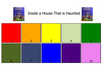Inside a House that is Haunted Sequencing Differentiated