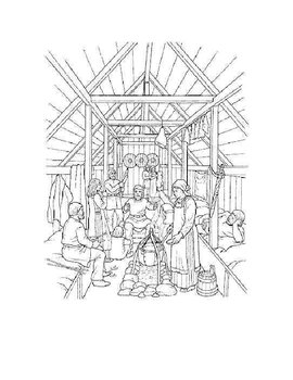 Inside a Longhouse Writing Assignment