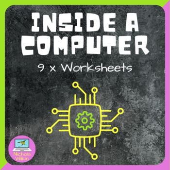 Inside a computer worksheets