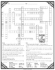 Inside of Living Things Comprehension Crossword