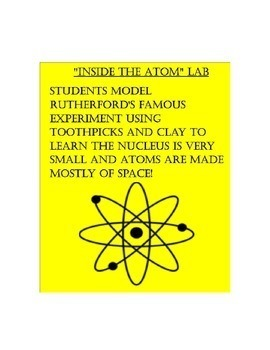 Inside the Atom Lab - The Discovery of the Nucleus by Rutherford