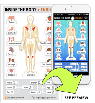 Inside the Body > PDF + Interactive Lesson