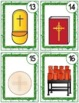 Inside the Church Task Cards or SCOOT Game