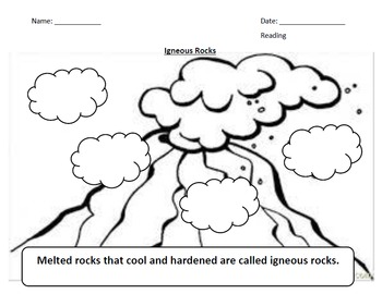 Inside the Earth Work Packet