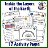 Middle School Earth Science: Inside the Layers of the Earth Comprehensive Unit