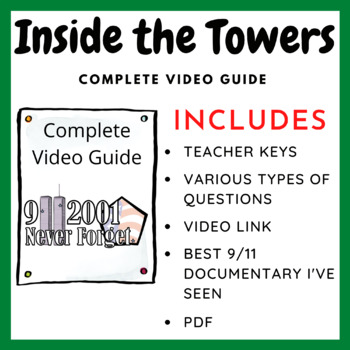 Inside the Twin Towers - Complete Video Guide & Graphic Organizer