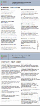 Insider Interview Tips for Stand-Out Teaching Demonstrations