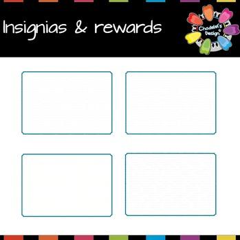 Insignias & Certificates