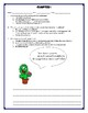 Insignificant Events in the Life of a Cactus Chapter Quizzes and Answer Key