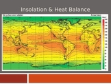 Insolation and Heat Balance PPT
