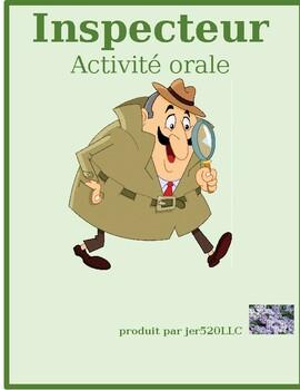 Subjonctif Aller Avoir Être Faire Inspecteur Speaking activity