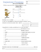 Inspecteur Clouseau French Grammar Review Packet