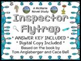 Inspector Flytrap (Tom Angleberger) Novel Study / Comprehension (31 pages)