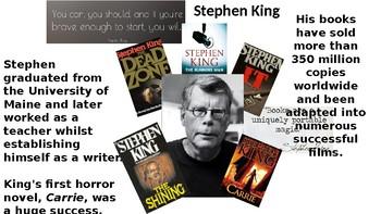 Inspirational Authors Display