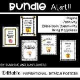 Inspirational Bitmoji Poster BUNDLE