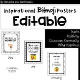 Inspirational Bitmoji Posters