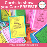 Inspirational Cards for Students   Free Printable