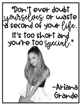 Inspirational Celebrity Quotes