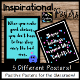 Inspirational Classroom Posters