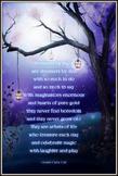 Inspirational Dreamer Poster
