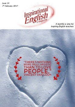 Inspirational English, Issue 34