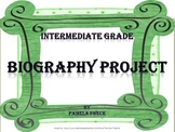 Inspirational Intermediate Level Biography Writing Project