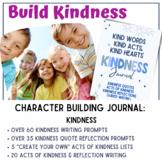 Inspirational Kindness Journal: Importance of Kindness