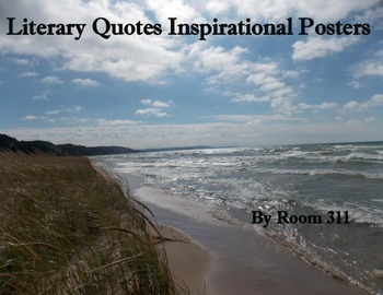 Inspirational Literary Posters