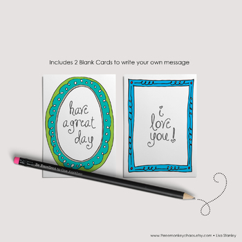 Inspirational   Lunch Box Notes for Kids   Printable Cards   School Notecards