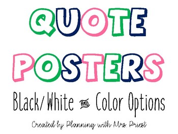 Inspirational & Motivational Posters