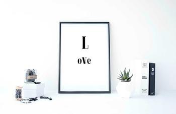 "Inspirational Poster ""Love"""